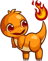 Charmander by Sprits