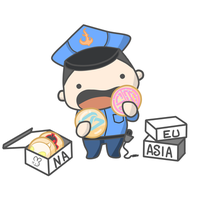 Feed Fat Cop More Donuts!!! by Kiwiibuns