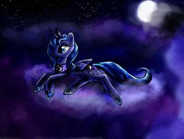 .:Princess of the Night:. by amy2sa-fan