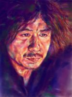 Oldboy Fan Art by Yasmin88
