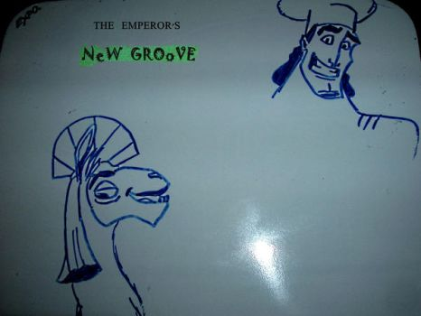 EMPERor's new GROOVE by ThatTMNTchick