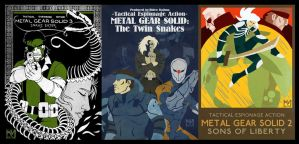MGS Covers by ReaperClamp