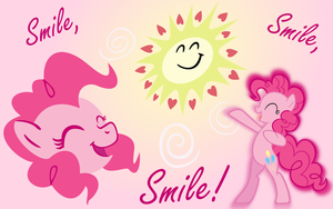 Smile, Smile, Smile Desktop Background by jrk08004