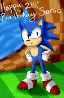 +:Sonic: A Gift from Your Fan:+ by Jen-C