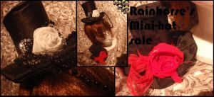 Rainhorses minihat sale by rainhorse