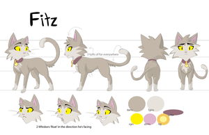 fitz character sheet by Appletail