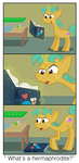 MLP - Snails researches by Errick
