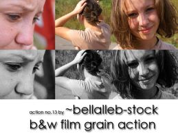 film grain action no.13 by bellalleb-stock