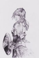 Lightning Farron Xiii-2 by margarethere