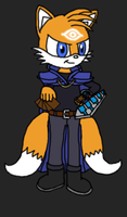 Preview: Tails Rare Hunter by kimmy1235
