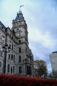 Parlement de Quebec HDR by ShadowAether