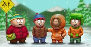 South Park by DenzelAJackson