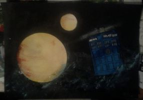 TARDIS by Ive6669