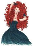 Disney Courture: Merida by Julibee-Darling