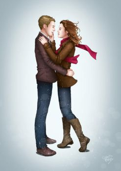 Fitzsimmons - Winter Fluff by eclecticmuses