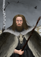 Man of north by Mihin89