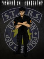 S.T.A.R Beark by ResidentEvilFourm