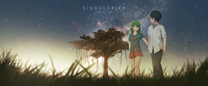 Singularity [Vocaloid Song Art] by ensou