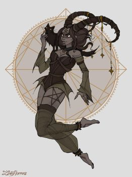 Capricorn by IrenHorrors