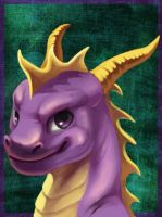 Spyro by Silverbirch