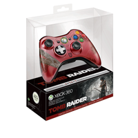 Xbox 360 Limited Edition Wireless Controller by TombRaider-Survivor