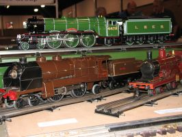 Hornby ACE and Bing O Gauge Trains 2.5 by TaionaFan369