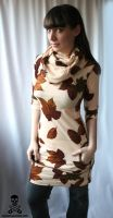 Make Like a Tree Dress 2 by smarmy-clothes