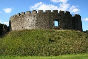 Restormel Castle 8 - Stock by OghamMoon
