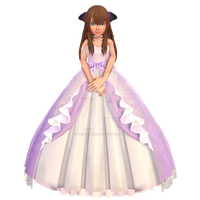 .::New Lilium look:.. by KairiChan96