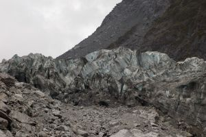 NZ rock glacier mountain lowq by Chunga-Stock
