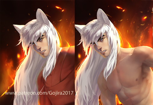 InuYasha! by Angel1227
