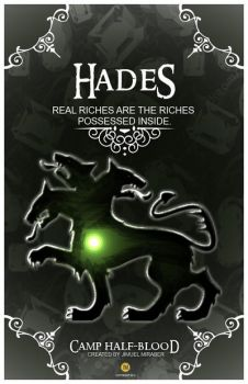 CHB Cabin Posters Hades by jimuelmaurer26