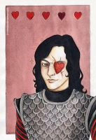 The Knave of Hearts by mimeko
