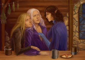 Once in a tavern by Asiwte