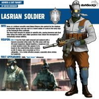 Lasrian Trooper|Darksector by Pino44io