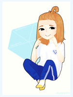 Jeonghan by Lolibeat