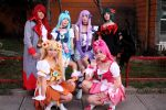 Heartcatch Precure by FreiaLamperouge