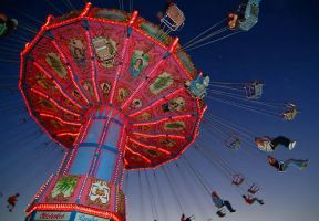 Carnival Ride by robgbob