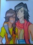 Me and Wan :D by Cathyrhapsodiana