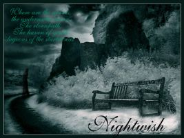 Nightwish Dead Gardens by CaptainKoby