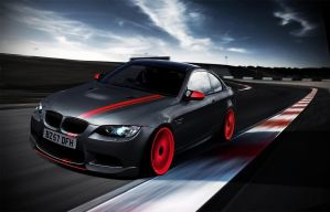 BMW M3 e92 by Marko0811