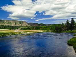 Yellowstone by KRHPhotography