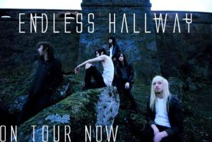 Endless Hallway- On Tour Now by lowattheladder
