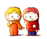 Sweater - Kenny and Tammy by aq1746950