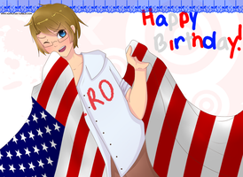 4th of July by vodkatan