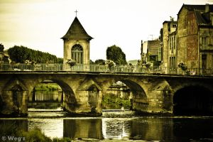 Bar Le Duc's Bridge by BioHazardSystem