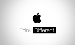 Think differently by 2shaeNL