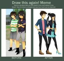 Cool Kids official before and after by Dirkajek144