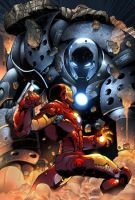 IRONMAN by zaratus