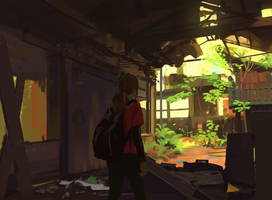 229/365 The last of us by snatti89